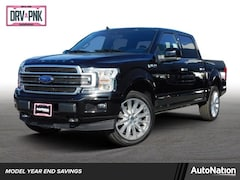 2018 Ford F-150 Limited Crew Cab Pickup