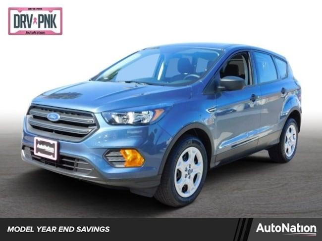 2018 Ford Escape S Sport Utility