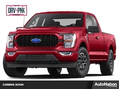 2021 Ford F-150 Lariat Truck SuperCab Styleside