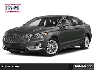 2020 Ford Fusion Energi Titanium Sedan