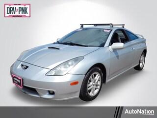 2002 Toyota Celica GT Hatchback