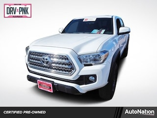2016 Toyota Tacoma TRD Off Road V6 Truck Double Cab