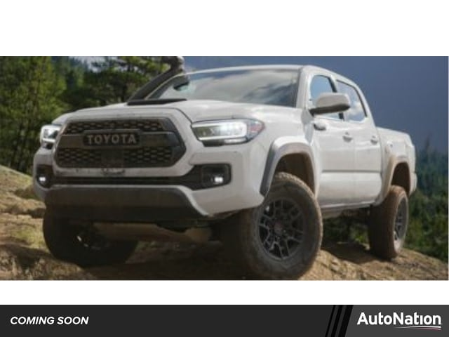 Tacoma Back Pages >> New 2020 Toyota Tacoma For Sale At Autonation Toyota