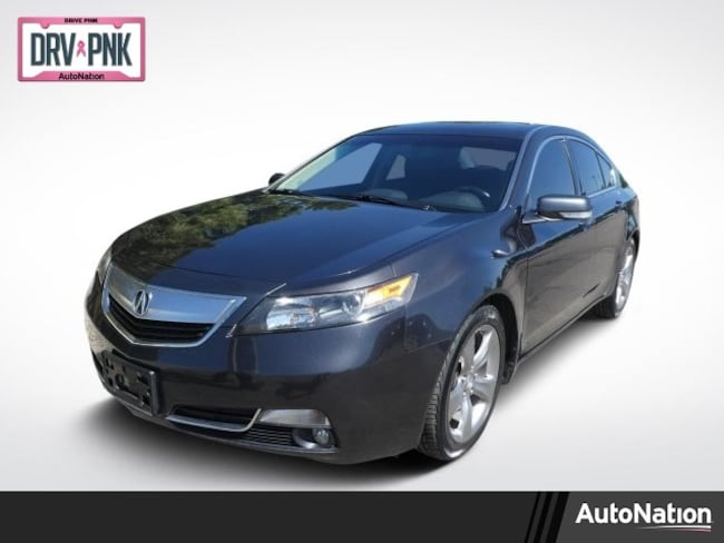 2013 Acura TL TL SH-AWD with Technology Package Sedan