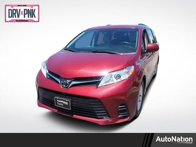 2018 Toyota Sienna For Sale In Centennial, CO | AutoNation