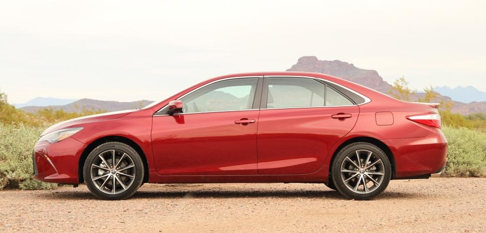 Used 2015 Toyota Camry in Clearwater