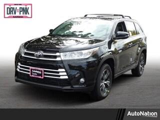 New 2019 Toyota Highlander LE Plus V6 SUV