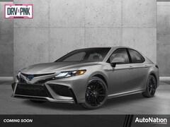 2021 Toyota Camry Hybrid SE Sedan