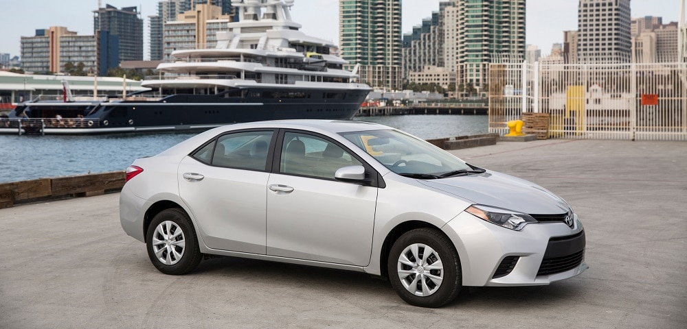 Used 2015 Toyota Corolla in Lake Forest