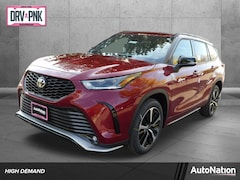 2021 Toyota Highlander XSE SUV