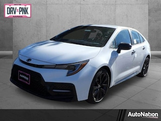 2021 Toyota Corolla SE Nightshade Edition Sedan