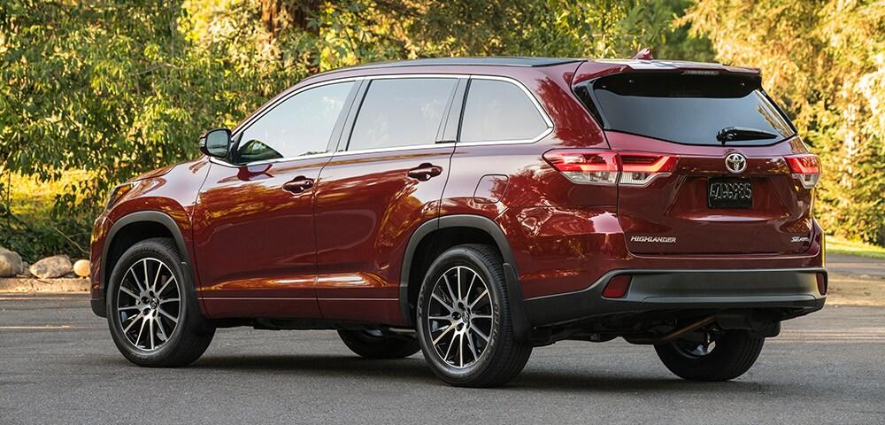 2018 Toyota Highlander For Sale In Centennial Co Autonation