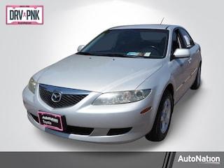 2005 Mazda Mazda6 i Base Sedan