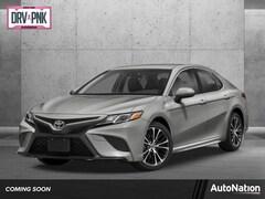 2022 Toyota Camry SE Sedan