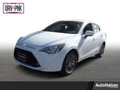 2019 Toyota Yaris LE Sedan