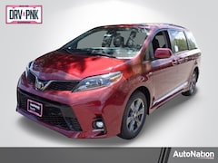 2020 Toyota Sienna SE Premium 7 Passenger Van