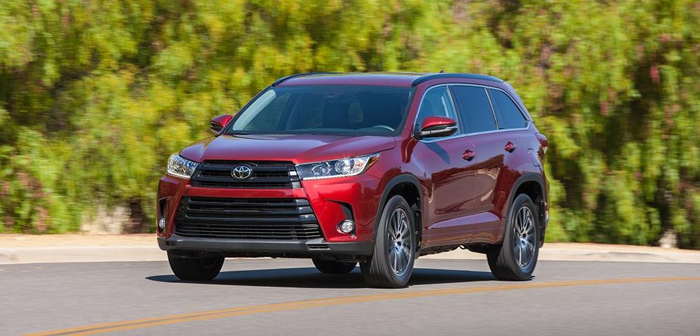 Las Vegas Toyota >> 2018 Toyota Highlander For Sale In Las Vegas Nv Autonation Toyota