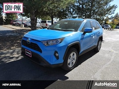 2021 Toyota RAV4 XLE SUV