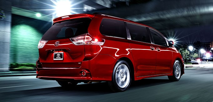 2017 Toyota Sienna For Sale In Davie Autonation Toyota