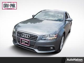 2012 Audi A4 2.0T Premium (Tiptronic) Sedan