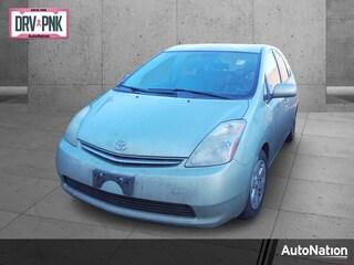 2008 Toyota Prius Base Sedan