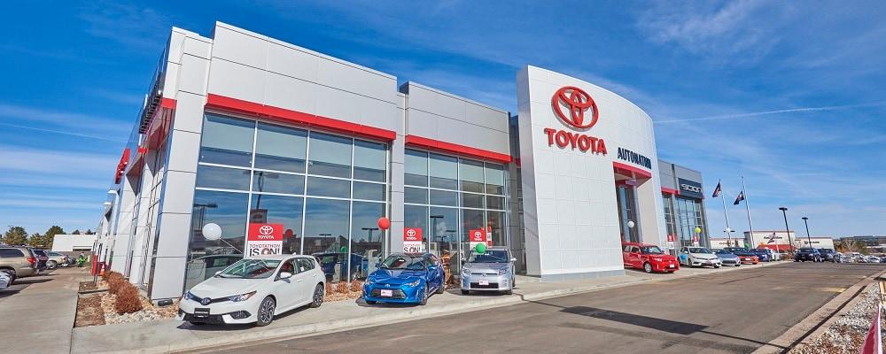 Toyota Dealership Near Me In Centennial AutoNation Toyota Arapahoe - Toyota scion dealership near me