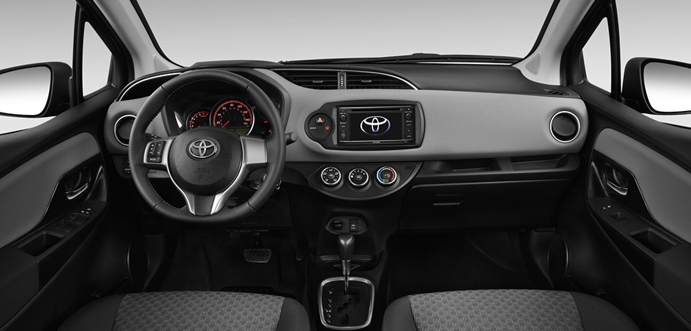 used 2015 toyota yaris for sale in buford at autonation toyota mall of georgia. Black Bedroom Furniture Sets. Home Design Ideas