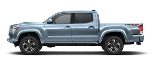 Toyota Tacoma in Cavalry Blue