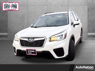 Used Subaru Forester Centennial Co