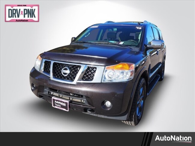 2013 Nissan Armada Platinum SUV