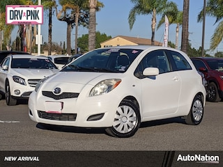 2011 Toyota Yaris 3 Door Liftback