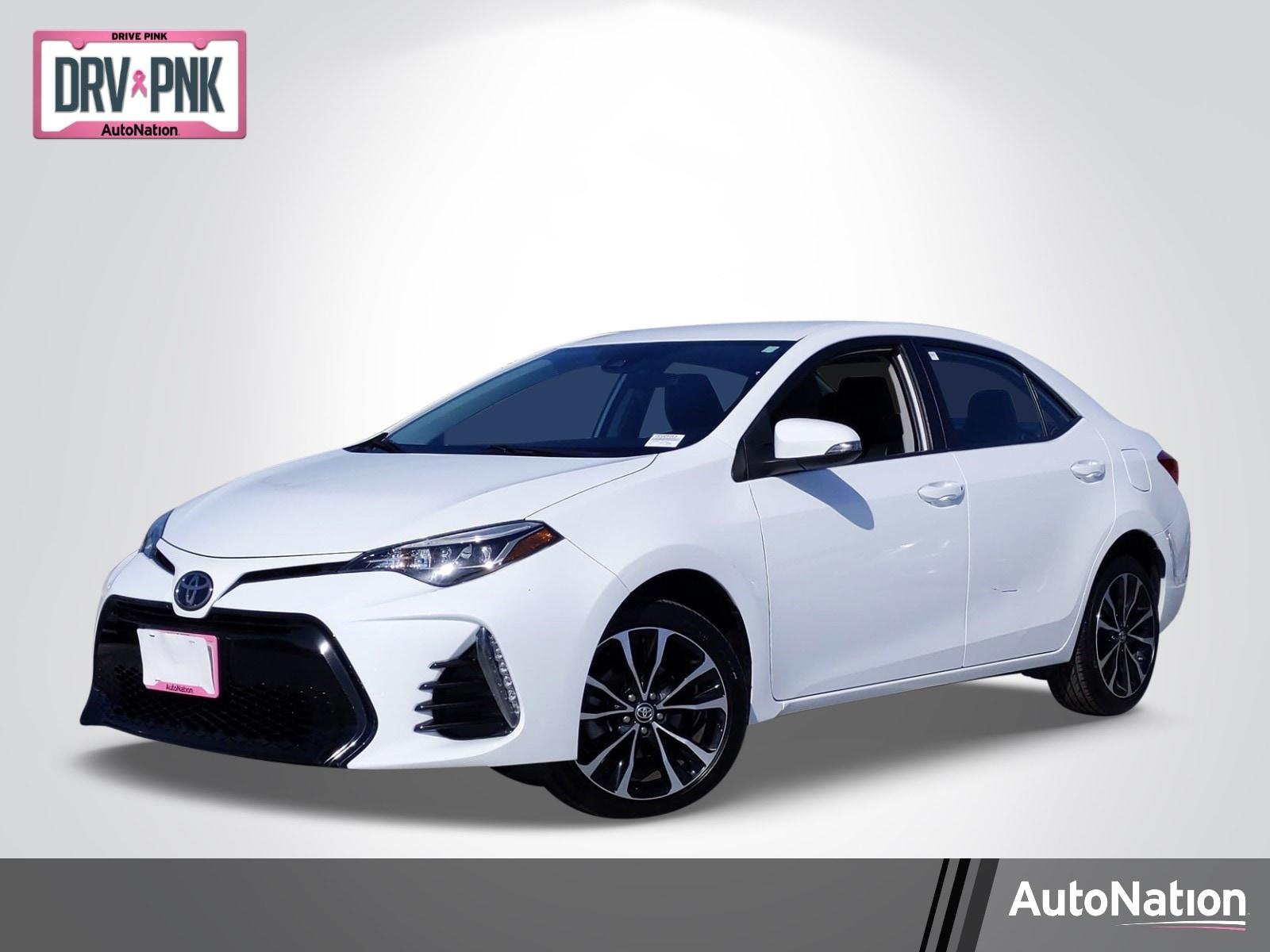 2017 Toyota Corolla SE Sedan