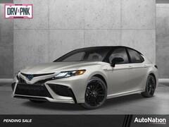 2021 Toyota Camry Hybrid XSE Sedan