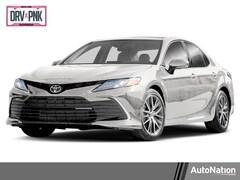 2021 Toyota Camry LE Sedan