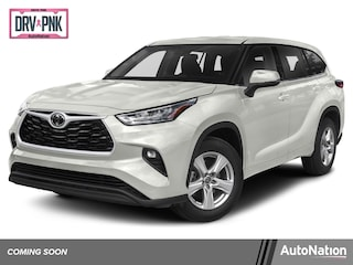 New 2021 Toyota Highlander LE SUV for sale in Buena Park