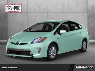 2012 Toyota Prius Plug-in Base Hatchback