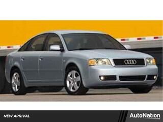 2003 Audi A6 4.2 Sedan