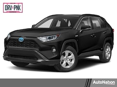 2021 Toyota RAV4 Hybrid Hybrid XLE SUV