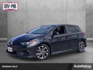 2018 Toyota Corolla iM Base Hatchback