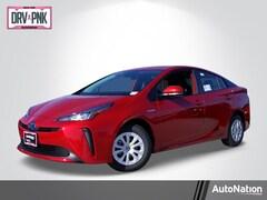 2020 Toyota Prius L Eco Hatchback