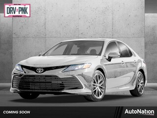 New 2021 Toyota Camry XLE Sedan for sale