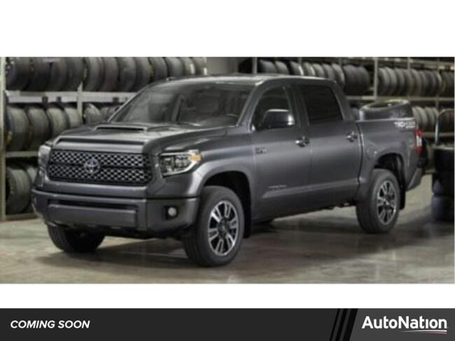2020 Toyota Tundra Limited Truck CrewMax