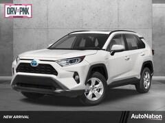 2021 Toyota RAV4 Hybrid Hybrid XLE Premium SUV