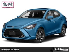 2019 Toyota Yaris L Sedan