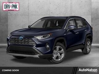 New 2021 Toyota RAV4 Hybrid Hybrid Limited SUV for sale