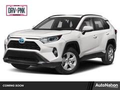 2019 Toyota RAV4 Hybrid Hybrid LE SUV