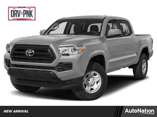 2020 Toyota Tacoma Limited Truck Double Cab