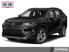 2021 Toyota RAV4 Hybrid Hybrid Limited SUV