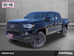 2021 Toyota Tacoma Limited Truck Double Cab