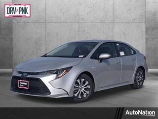 2021 Toyota Corolla Hybrid Hybrid LE Sedan